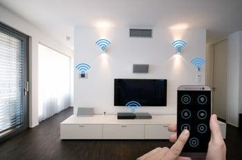 Smart Home-Steuerung per Handy